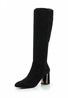 Сапоги, Baldinini, цвет: черный. Артикул: BA097AWTCC13. Женская обувь