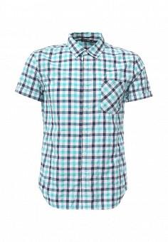 Рубашка, Befree, цвет: бирюзовый. Артикул: BE031EMSVY51. Мужская одежда / Рубашки