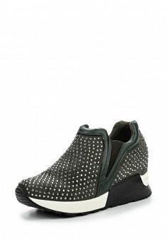 Кроссовки, Bellamica, цвет: зеленый. Артикул: BE058AWPSG70. Женская обувь / Кроссовки и кеды