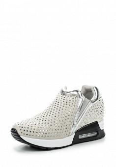 Кроссовки, Bellamica, цвет: серый. Артикул: BE058AWPSG72. Женская обувь / Кроссовки и кеды / Кроссовки