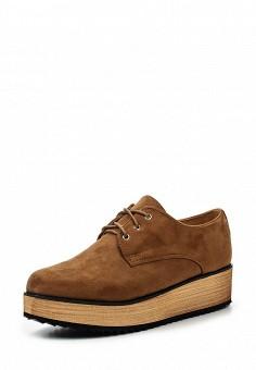 Ботинки, BelleWomen, цвет: коричневый. Артикул: BE060AWRQR34. Женская обувь / Ботинки / Низкие ботинки