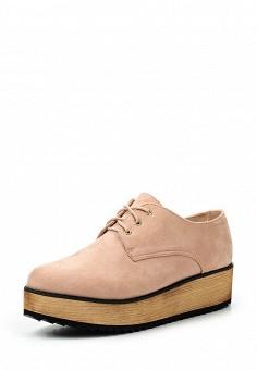 Ботинки, BelleWomen, цвет: коралловый. Артикул: BE060AWRQR35. Женская обувь / Ботинки