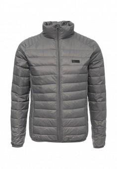 Пуховик, Blend, цвет: серый. Артикул: BL203EMOWD15. Мужская одежда / Верхняя одежда / Пуховики и зимние куртки