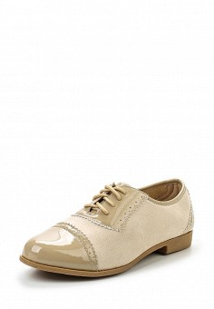 Ботинки, Bobo, цвет: бежевый. Артикул: BO045AWRPN99. Женская обувь / Ботинки