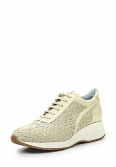 Кроссовки, Botticelli, цвет: бежевый. Артикул: BO330AWONQ41. Премиум / Обувь / Кроссовки и кеды / Кроссовки