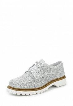 Ботинки, Bronx, цвет: серый. Артикул: BR336AWPVE36. Bronx