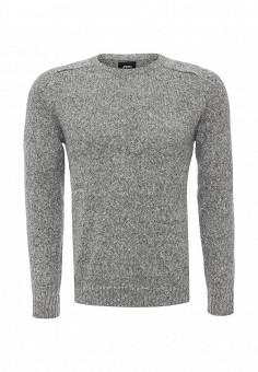 Джемпер, Burton Menswear London, цвет: серый. Артикул: BU014EMOMB34. Burton Menswear London