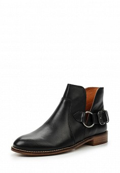 Ботинки, Buffalo London, цвет: черный. Артикул: BU902AWRWP66. Женская обувь / Ботинки