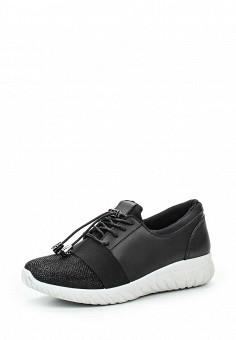 Кроссовки, Catherine, цвет: черный. Артикул: CA073AWKRK53. Женская обувь / Кроссовки и кеды / Кроссовки