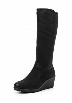 Сапоги, Caprice, цвет: черный. Артикул: CA107AWJPS33. Женская обувь / Сапоги