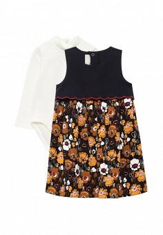 Комплект боди и платье