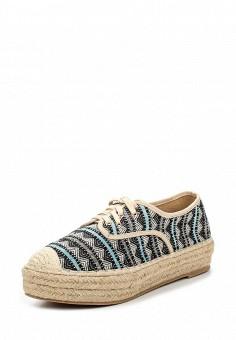 Ботинки, Chic Nana, цвет: синий. Артикул: CH039AWTLL63. Женская обувь / Ботинки
