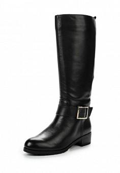 Сапоги, Covani, цвет: черный. Артикул: CO012AWLMC84. Женская обувь / Сапоги