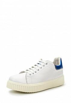Кеды, Coolway, цвет: белый. Артикул: CO047AWRWR29. Женская обувь / Кроссовки и кеды