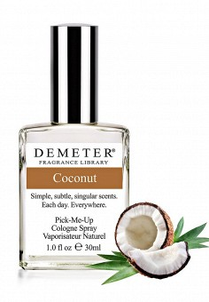 Туалетная вода, Demeter Fragrance Library, цвет: . Артикул: DE788LUCNP11. Demeter Fragrance Library