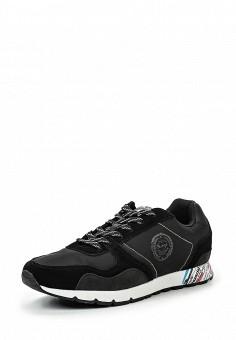 Кроссовки, Dixer, цвет: черный. Артикул: DI028AMPQX52. Мужская обувь / Кроссовки и кеды / Кроссовки
