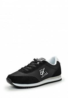 Кроссовки, Dixer, цвет: черный. Артикул: DI028AWPQX92. Женская обувь / Кроссовки и кеды / Кроссовки