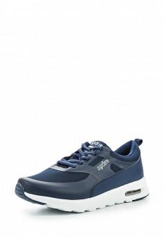 Кроссовки, Dixer, цвет: синий. Артикул: DI028AWPQX98. Женская обувь / Кроссовки и кеды / Кроссовки