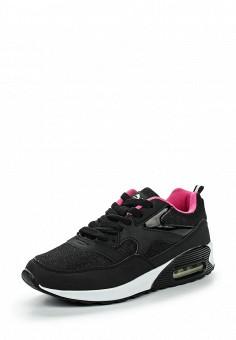 Кроссовки, Dixer, цвет: черный. Артикул: DI028AWPQY01. Женская обувь / Кроссовки и кеды / Кроссовки