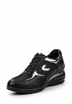 Кеды, Diamantique, цвет: черный. Артикул: DI035AWQQA37. Женская обувь / Кроссовки и кеды / Кеды