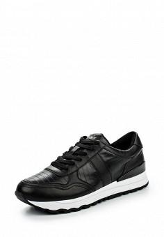 Кроссовки, DKNY, цвет: черный. Артикул: DK001AWMGI42. Женщинам / Обувь / Кроссовки и кеды
