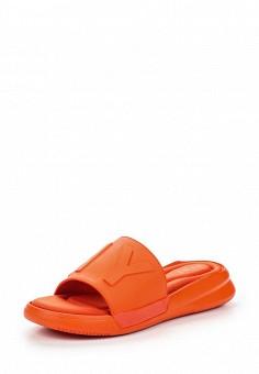 Шлепанцы, DKNY, цвет: оранжевый. Артикул: DK001AWROY38. Премиум / Обувь