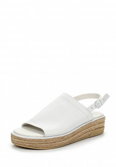 Босоножки, DKNY, цвет: белый. Артикул: DK001AWROY58. Премиум / Обувь
