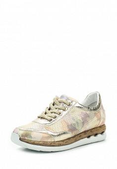 Кроссовки, D.Moro, цвет: мультиколор. Артикул: DM001AWROV59. Женская обувь / Кроссовки и кеды / Кроссовки