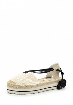 Сандалии, Dorothy Perkins, цвет: белый. Артикул: DO005AWUFJ30. Женская обувь / Сандалии