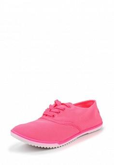 Кроссовки, D.T. New York, цвет: розовый. Артикул: DT002AWQHJ87. Женская обувь / Кроссовки и кеды / Кроссовки