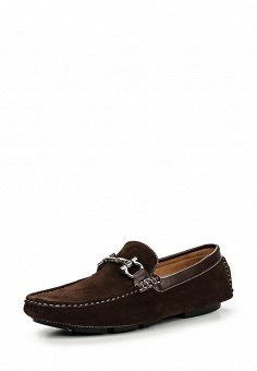 Мокасины, Elong, цвет: коричневый. Артикул: EL025AMIOW85. Мужская обувь / Мокасины и топсайдеры