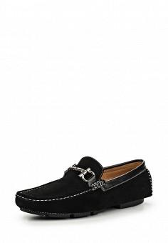 Мокасины, Elong, цвет: черный. Артикул: EL025AMIOW86. Мужская обувь / Мокасины и топсайдеры