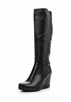 Сапоги, Elche, цвет: черный. Артикул: EL242AWLGM50. Женская обувь / Сапоги