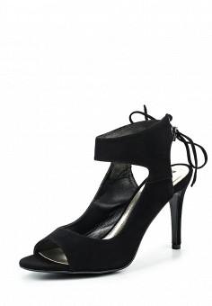 Босоножки, Conhpol-Bis, цвет: черный. Артикул: ER946AWRBY54. Женская обувь / Босоножки