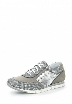 Кроссовки, Simen, цвет: серый. Артикул: ER946AWRJD56. Женская обувь / Кроссовки и кеды / Кроссовки