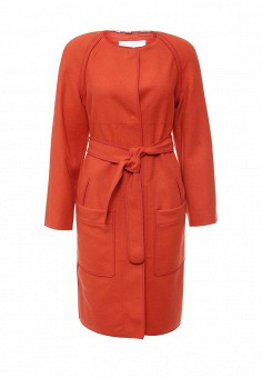 Пальто, Escada Sport, цвет: оранжевый. Артикул: ES006EWJCP01. Премиум / Одежда / Верхняя одежда / Пальто