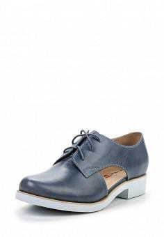 Ботинки, Evita, цвет: синий. Артикул: EV002AWRFG57. Женская обувь / Ботинки