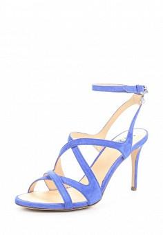 Босоножки, Fabi, цвет: голубой. Артикул: FA075AWNXW96. Премиум / Обувь / Босоножки