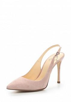 Туфли, Fabi, цвет: розовый. Артикул: FA075AWNXX20. Премиум / Обувь / Туфли