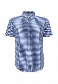 Рубашка, Gap, цвет: синий. Артикул: GA020EMQAK62. Мужская одежда / Рубашки
