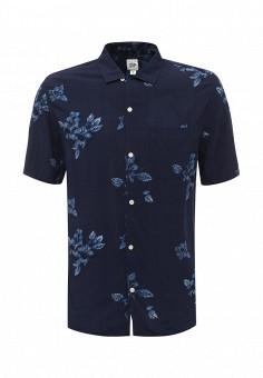 Рубашка, Gap, цвет: синий. Артикул: GA020EMQAL94. Мужская одежда / Рубашки