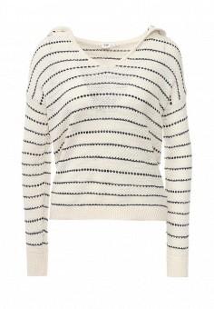 Пуловер, Gap, цвет: белый. Артикул: GA020EWSWS52.