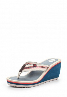 Сланцы, Gioseppo, цвет: бежевый. Артикул: GI022AWQXM68. Женская обувь / Шлепанцы и акваобувь