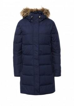 Парка, Helly Hansen, цвет: синий. Артикул: HE012EWLCE48. Женская одежда / Верхняя одежда / Пуховики и зимние куртки