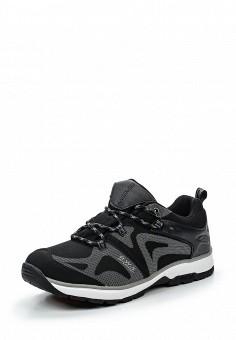 Кроссовки, Icepeak, цвет: черный. Артикул: IC647AWRXC27. Женская обувь / Кроссовки и кеды / Кроссовки