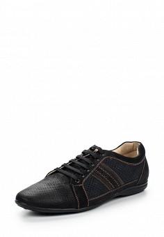 Кроссовки, Instreet, цвет: черный. Артикул: IN011AMQPU95. Мужская обувь / Кроссовки и кеды / Кроссовки