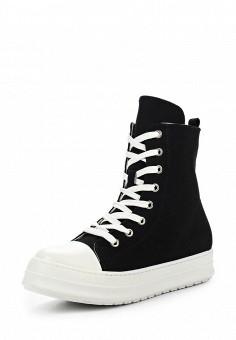 Кеды, Janessa, цвет: черный. Артикул: JA026AWQPZ69. Женская обувь / Кроссовки и кеды