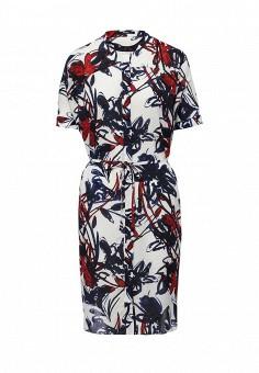 Платье, Joop!, цвет: белый. Артикул: JO006EWRAL52. Женская одежда / Платья и сарафаны / Летние платья