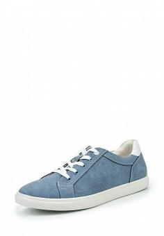 Кеды, Keddo, цвет: голубой. Артикул: KE037AWQCE23. Женская обувь / Кроссовки и кеды