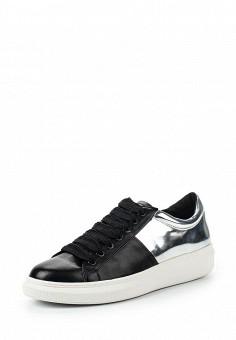 Кеды, Keddo, цвет: черный. Артикул: KE037AWQCF02. Женская обувь / Кроссовки и кеды